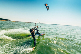 Windsurfing & Kitesurfing – The Adventure Zone